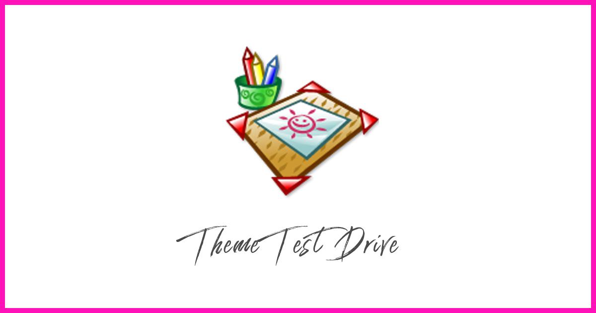 WordPressテーマをリニューアルする際にテストするプラグイン「Theme Test Drive」